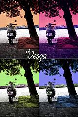 Publicités Vespa 27599011