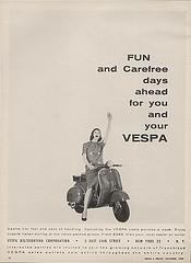 Publicités Vespa 34385310