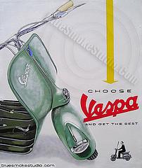 Publicités Vespa 34449413
