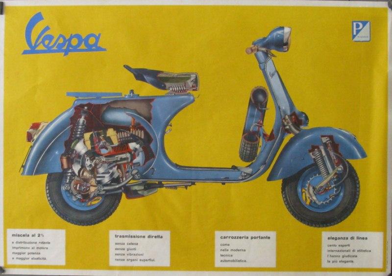 Publicités Vespa Eclaty11
