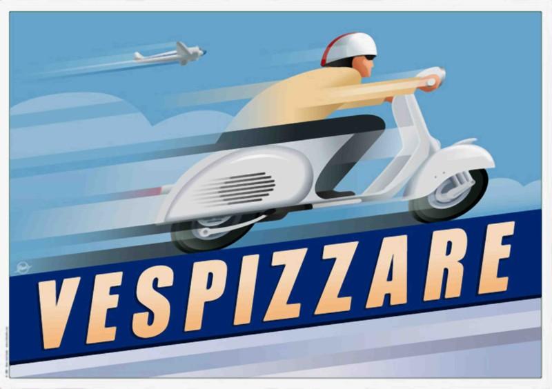 Publicités Vespa Piagg117
