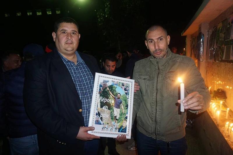 Aokas rend hommage à Lounis Louacini le jeudi 29 novembre 2018 - Page 2 1017