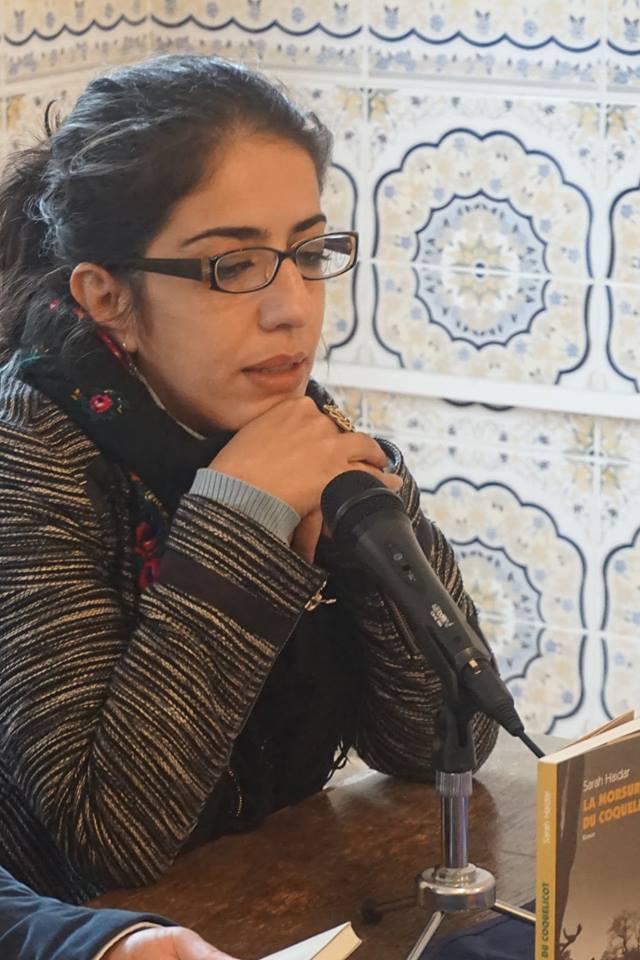 Sarah Haider à Bordj Mira le samedi 01 decembre 2018 1310