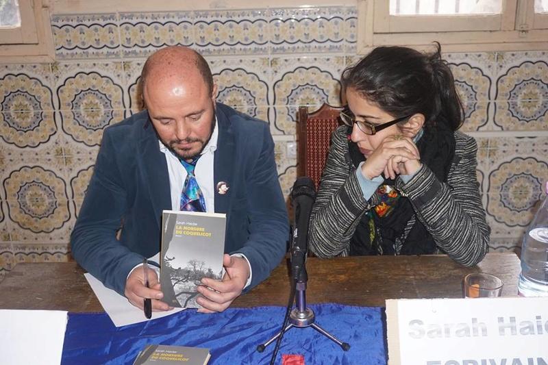 Sarah Haider à Bordj Mira le samedi 01 decembre 2018 1610