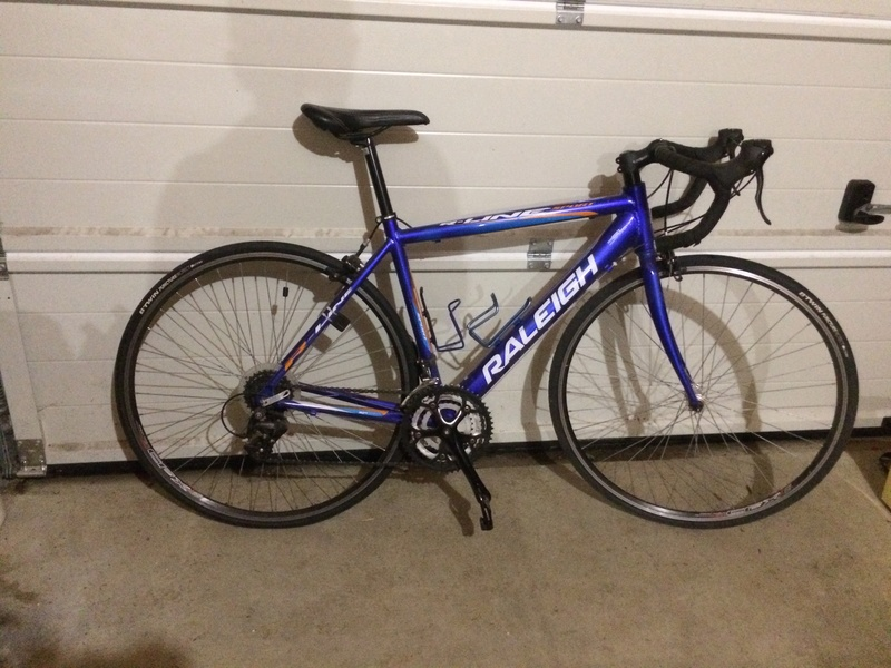 [vendu] Vélo route Raleigh  77451410
