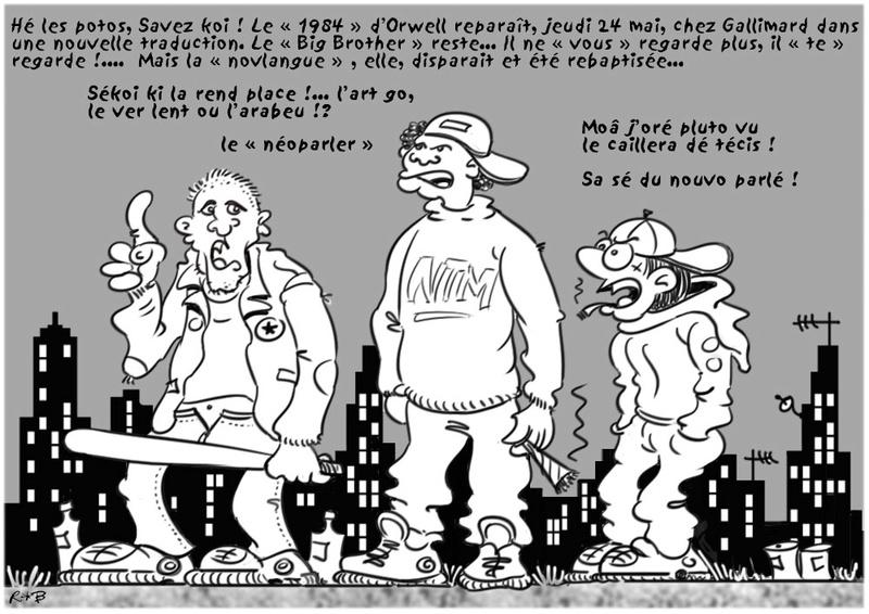 Actu en dessins de presse - Attention: Quelques minutes pour télécharger - Page 15 1984-n10