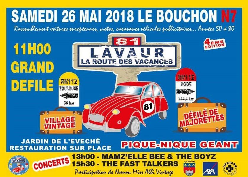 Occitanie - Tarn - Durfort 26 et 27 mai 2018 38593710