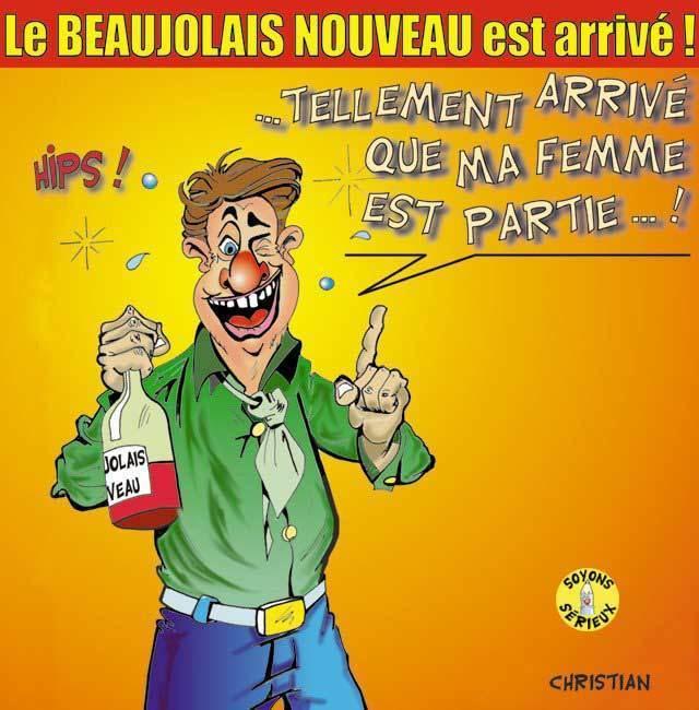 Le beaujolais nouveau est arrivé ! 49298810