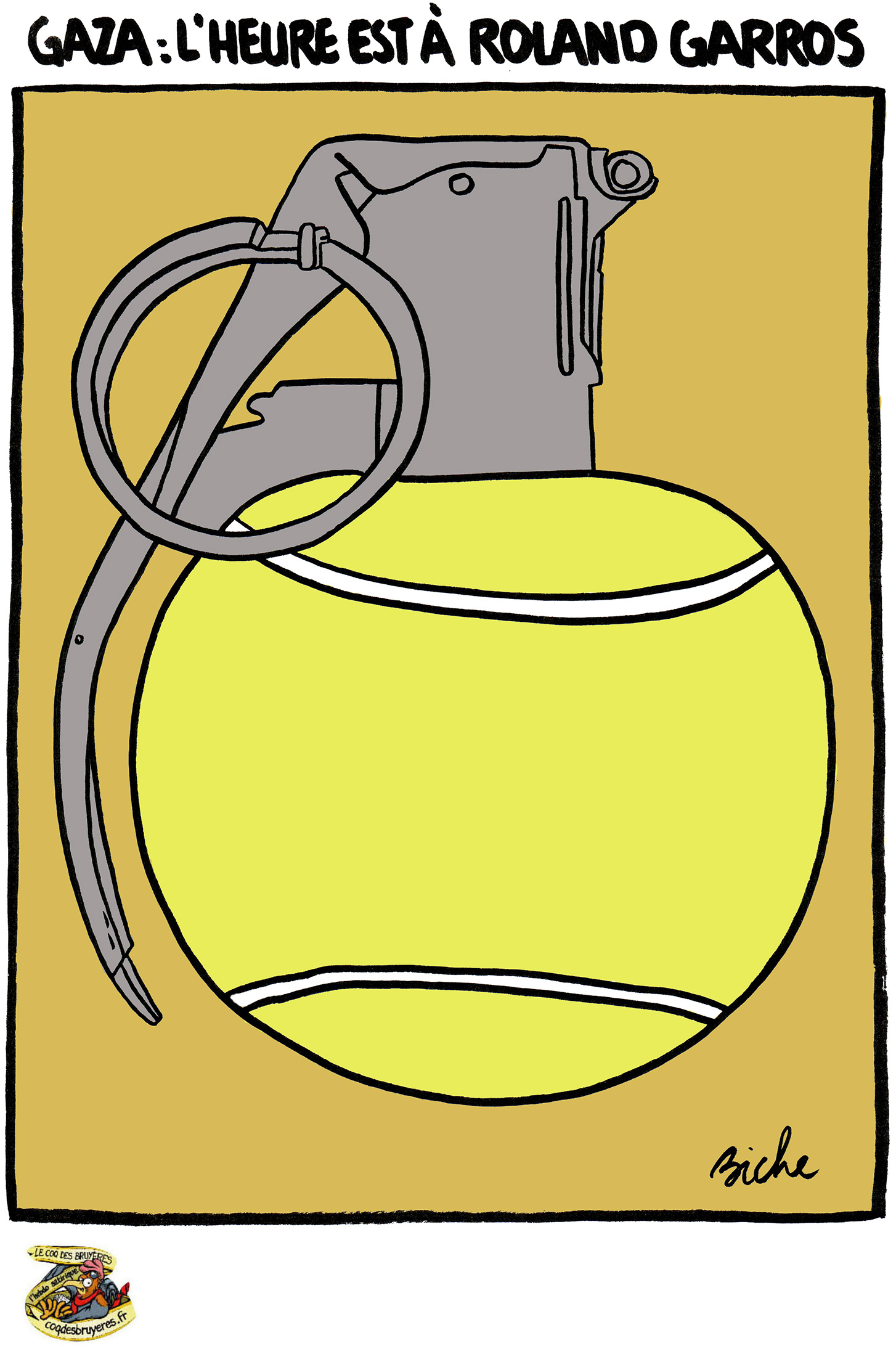 Actu en dessins de presse - Attention: Quelques minutes pour télécharger - Page 15 Biche-64