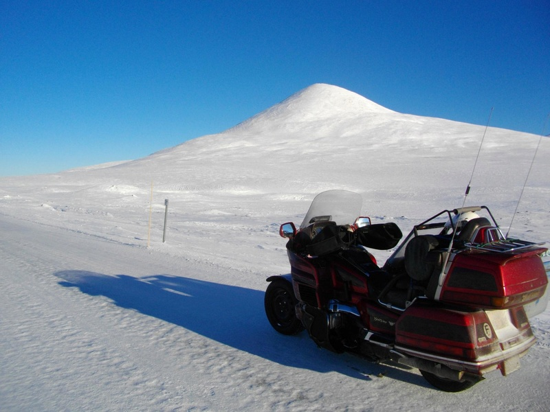 Un side GL15 en Sibérie Cercle10