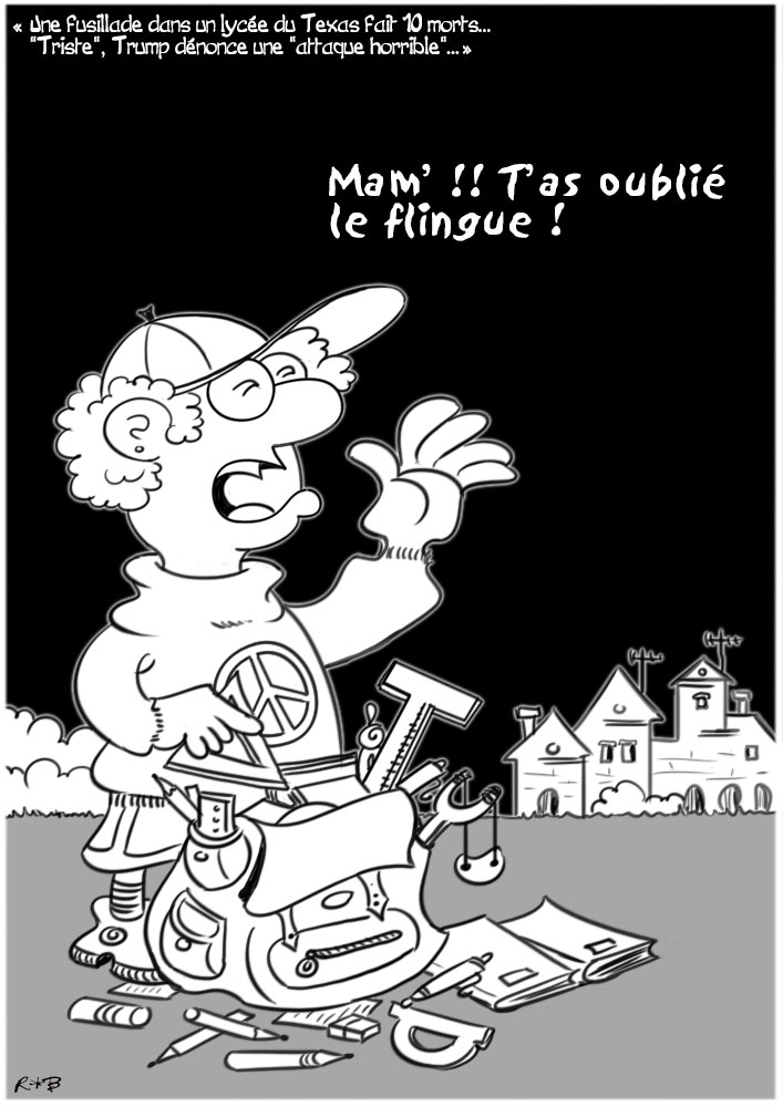 Actu en dessins de presse - Attention: Quelques minutes pour télécharger - Page 15 Ecole-11
