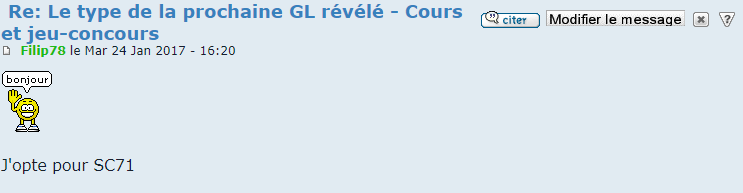 Le type de la prochaine GL révélé - Cours et jeu-concours - Page 2 Filip10