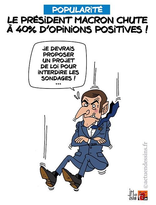 Actu en dessins de presse - Attention: Quelques minutes pour télécharger - Page 15 Macron47