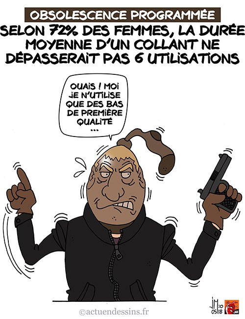 Actu en dessins de presse - Attention: Quelques minutes pour télécharger - Page 15 Obsole12