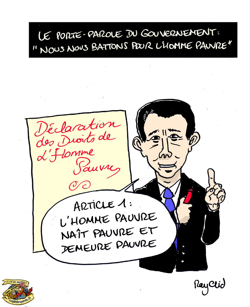 Actu en dessins de presse - Attention: Quelques minutes pour télécharger - Page 15 Ray-cl17