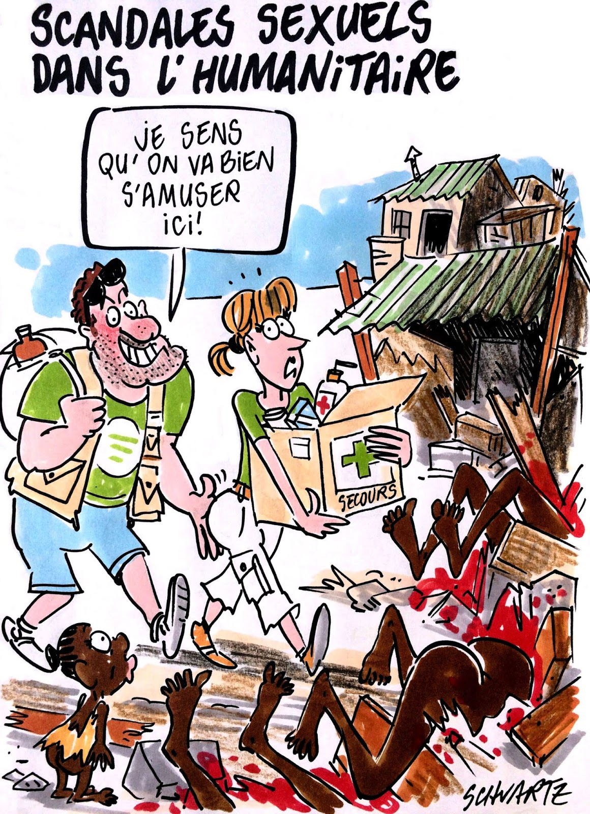Actu en dessins de presse - Attention: Quelques minutes pour télécharger - Page 15 Schvar60