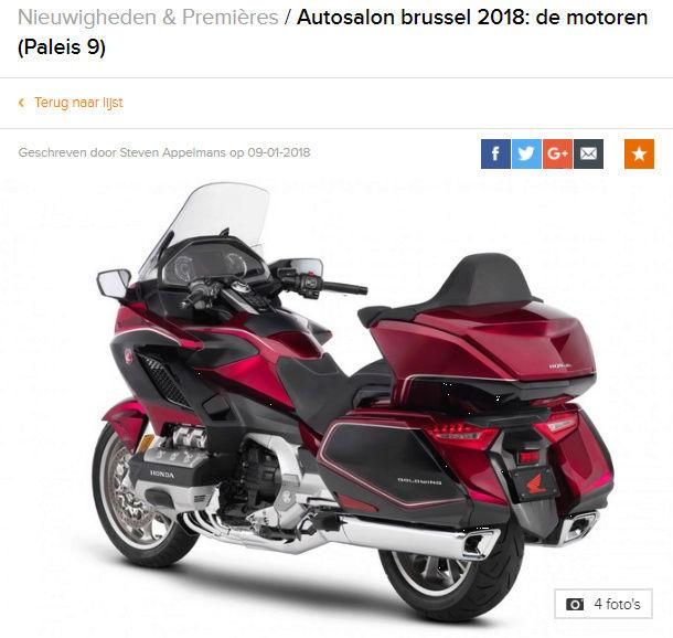 salon de la moto Bruxelles du 12 au 21 janvier 2018. Snip_134