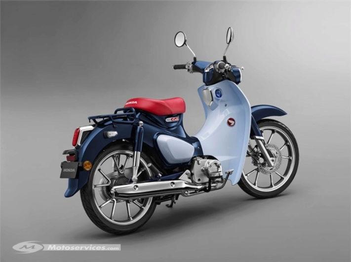 Honda va refaire le singe (monkey) au prochain EICMA ? - Et pas que ! Snip_163