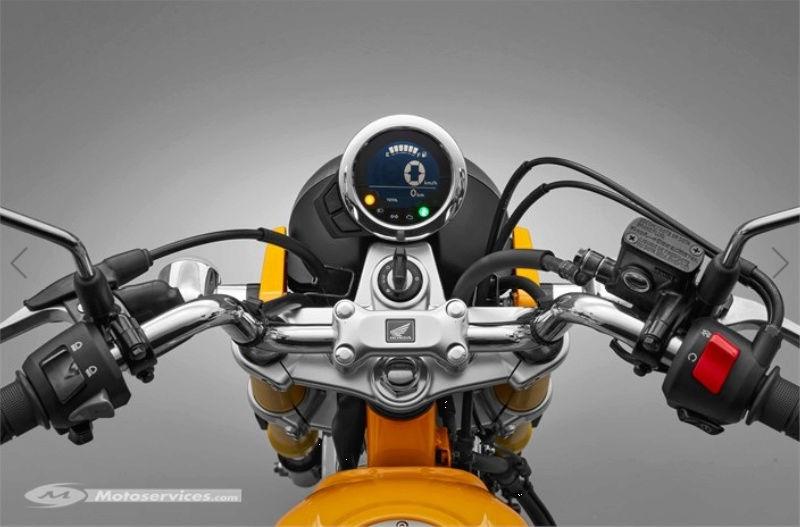 Honda va refaire le singe (monkey) au prochain EICMA ? - Et pas que ! Snip_164