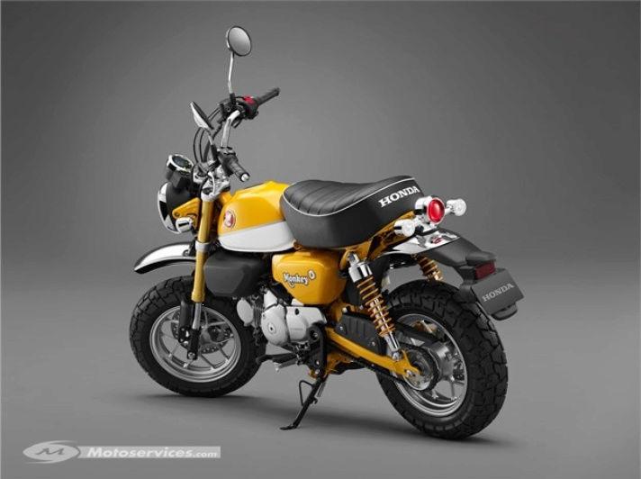 Honda va refaire le singe (monkey) au prochain EICMA ? - Et pas que ! Snip_166