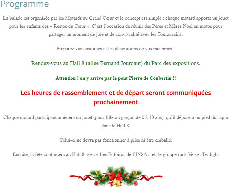Occitanie - Noël des Motards à Toulouse 09 décembre Snip_182