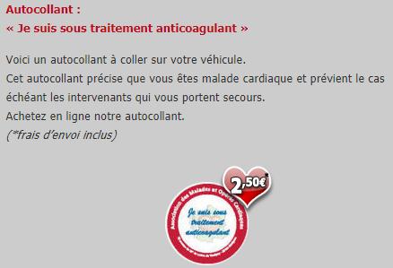 anticoagulant et moto Snip_210