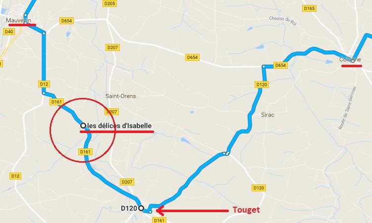 """Rencontre """"restau"""" dans la region Toulousaine??? - Page 3 Snip_266"""