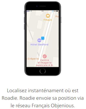 Traceur GPS moto - Le Roadie, nouveau chez Invoxia Snip_314