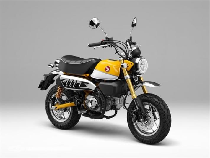 Honda va refaire le singe (monkey) au prochain EICMA ? - Et pas que ! Snip_583