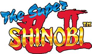 [VS] Hagane VS The Super Shinobi II ! Logo_c11