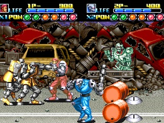 L'ambiance dans les jeux vidéo Robo-a10