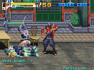 L'ambiance dans les jeux vidéo Sengok11