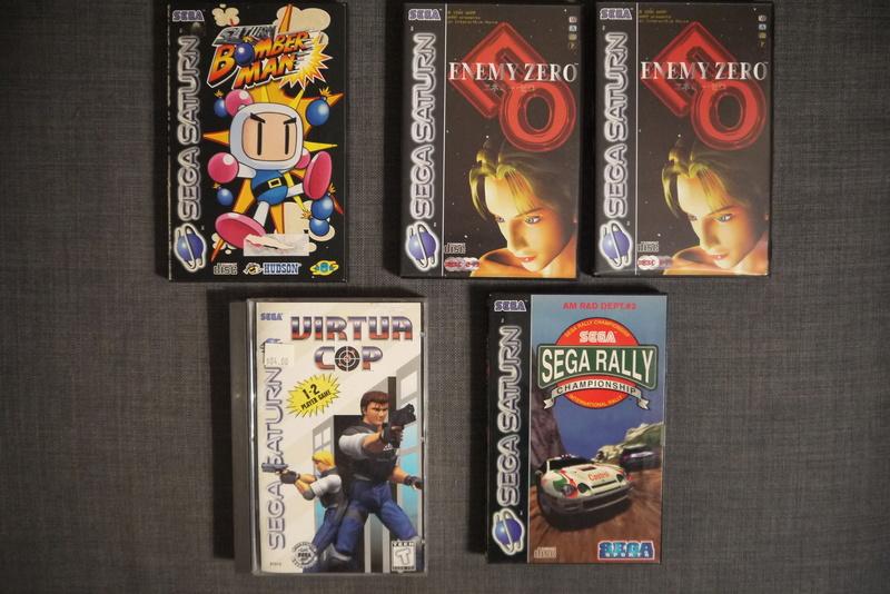 [ESTIM] cd promo magazines b.o de jeux/Jeux Saturn pal et us P1070110