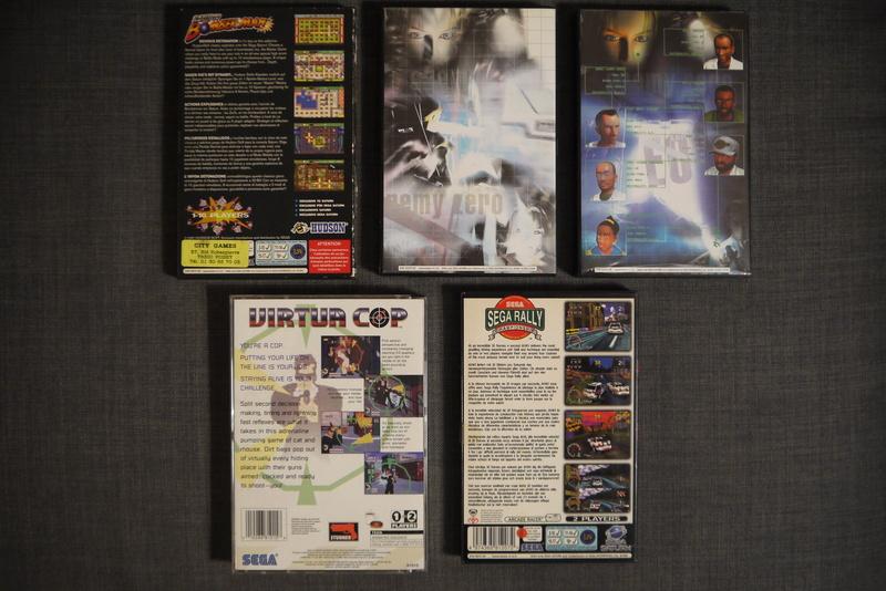 [ESTIM] cd promo magazines b.o de jeux/Jeux Saturn pal et us P1070111