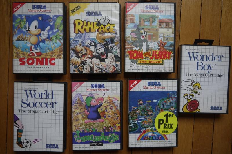 [EST] Jeux Master System P1070312