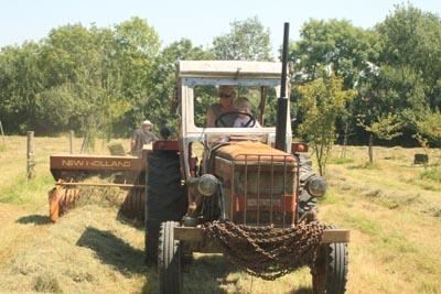 Des tracteurs à la pelle Photo_12