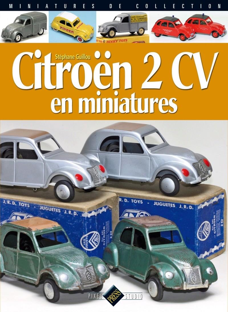 Les livres sur les Citroën en miniatures ... Gazoli10