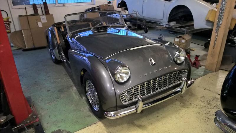Garage mécanique-carrosserie-peinture pour anciennes Wp_20111