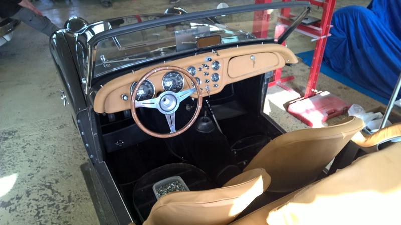 Garage mécanique-carrosserie-peinture pour anciennes Wp_20114
