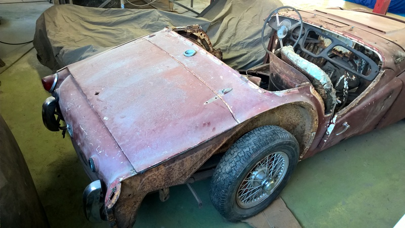 Garage mécanique-carrosserie-peinture pour anciennes Wp_20115