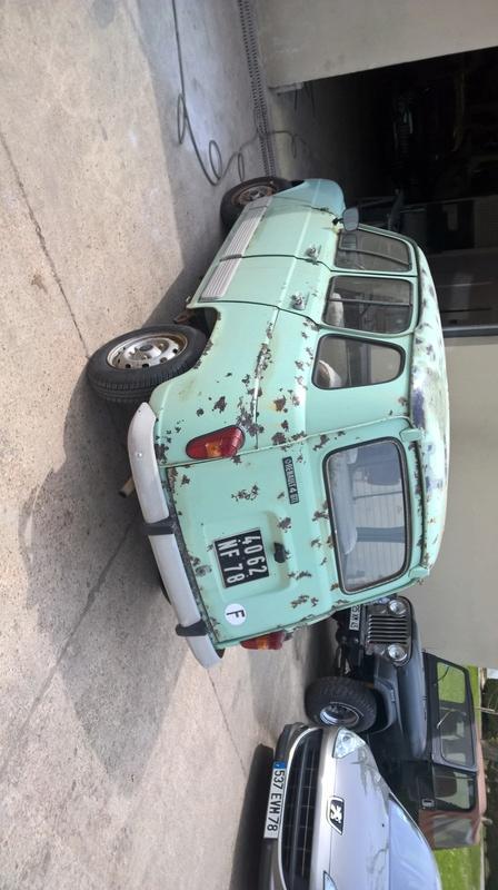Garage mécanique-carrosserie-peinture pour anciennes Wp_20116