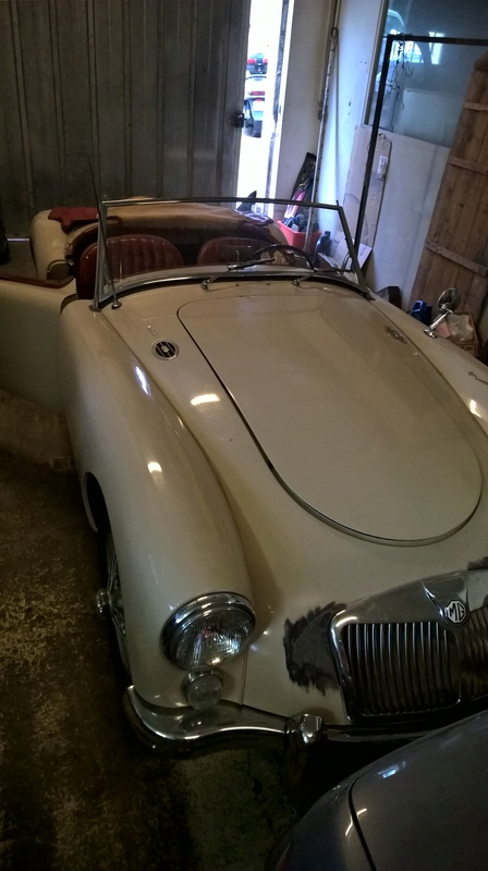 Garage mécanique-carrosserie-peinture pour anciennes Wp_20123