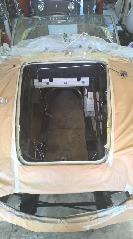 Garage mécanique-carrosserie-peinture pour anciennes Wp_20130