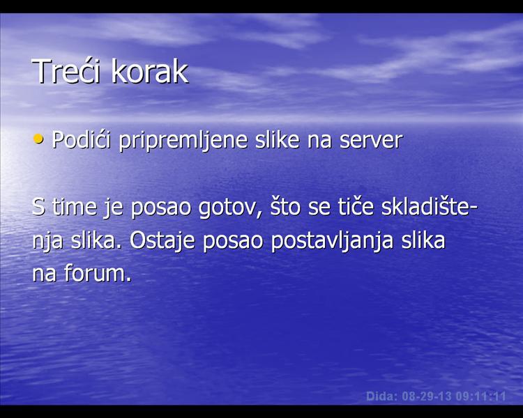 Postavljanje slika na forum Pripre13