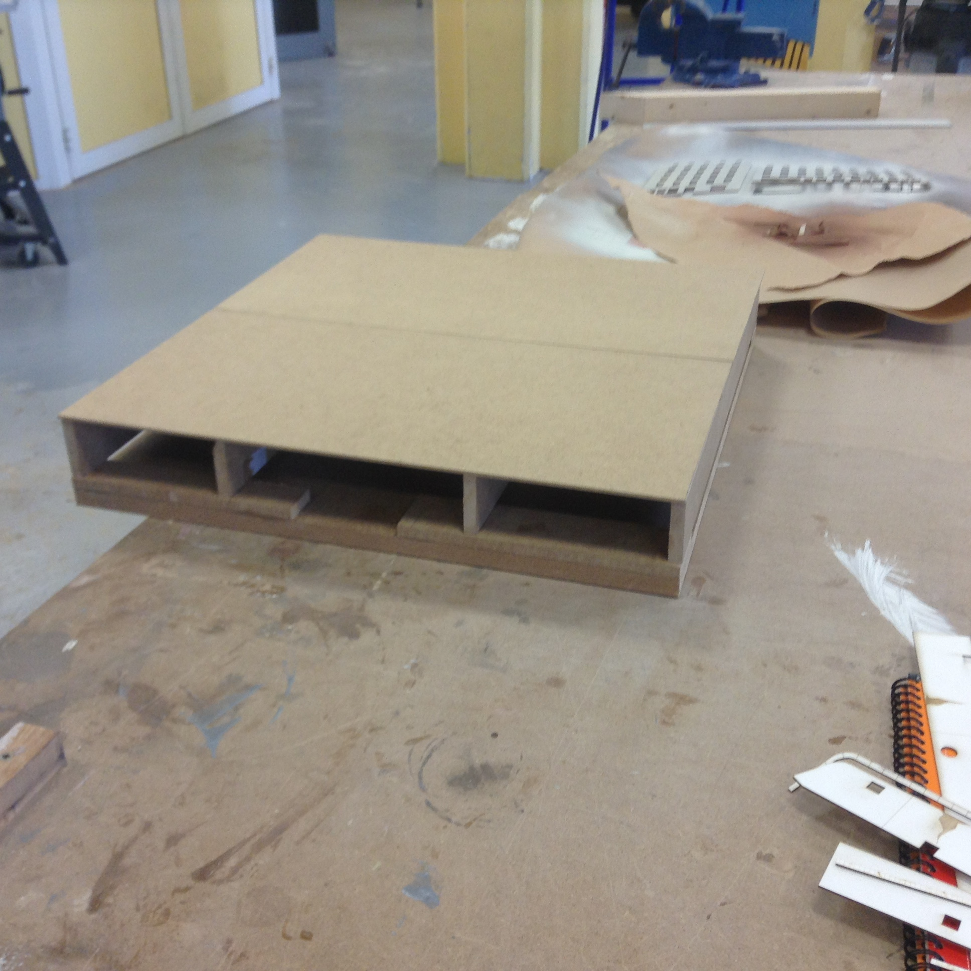 Projet professionnel formation MAquette et prototype Img_0411