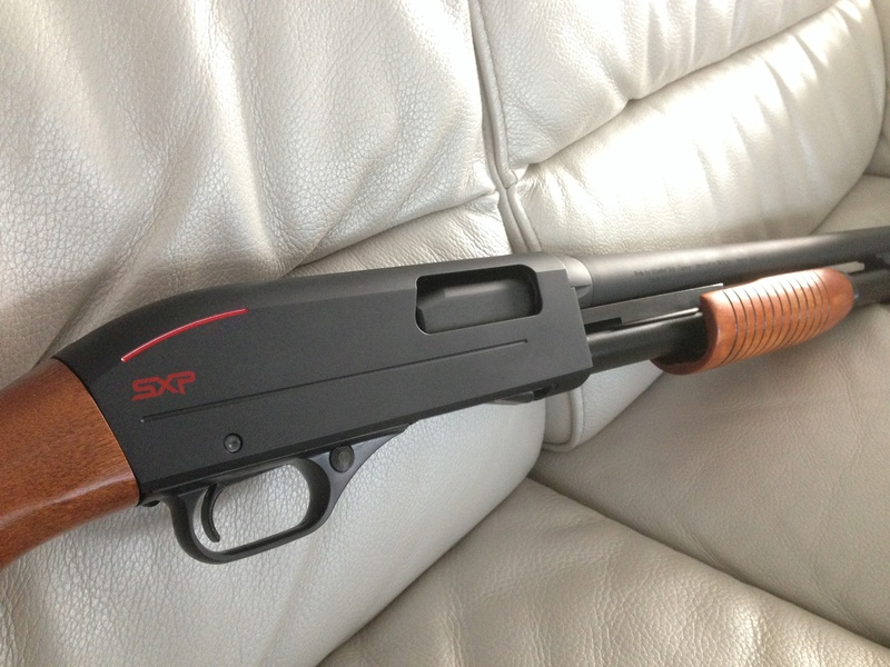 Mon Winchester SXP BOIS Img_3810