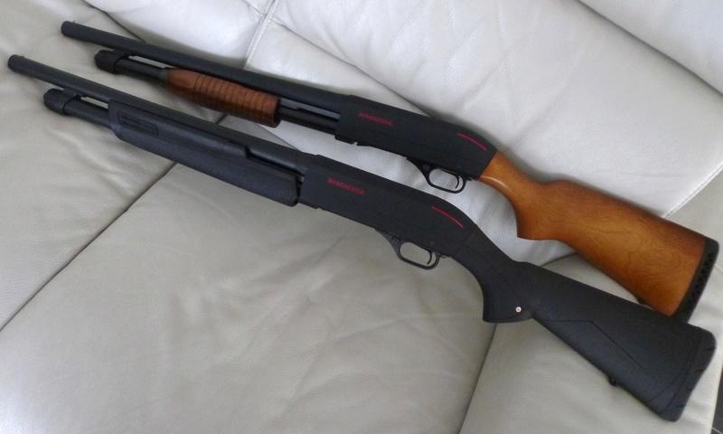 Mon Winchester SXP BOIS P1030115