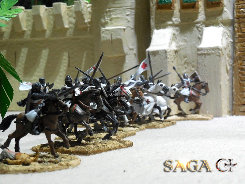 Le croissant et la croix - SAGA 0613