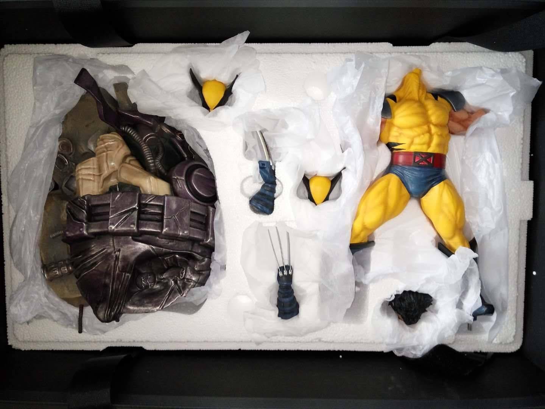 Wolverine 1/6 - Sculptée par Erick Sosa Wolvi_10