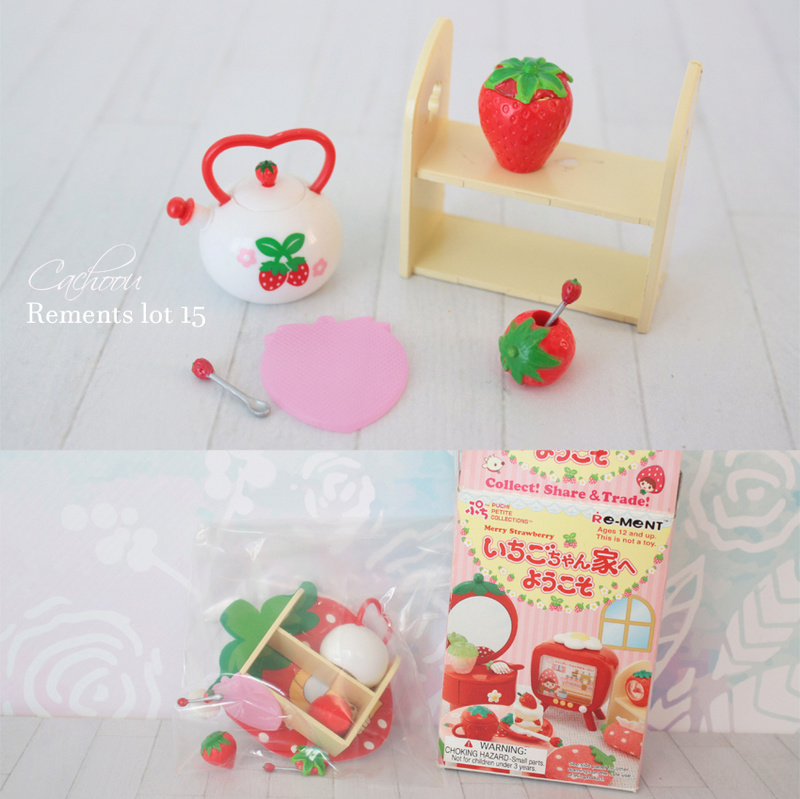 [V] Re-ment - Disney - Hello Kitty - Stand Dollmore MSD Rement20